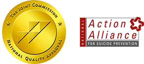 Joint Commission and Action Alliance badges